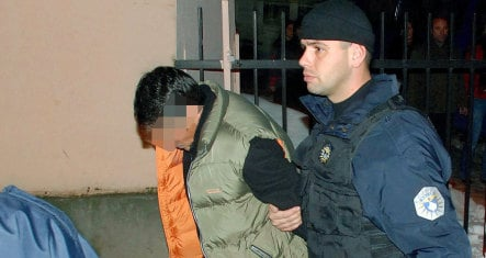 Kosovo gives German bombing suspects to UN