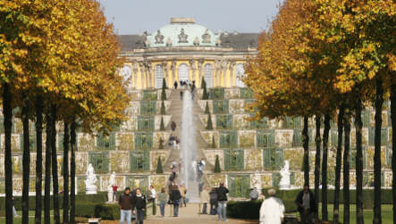 Prussian Potsdam named among world's top historic places