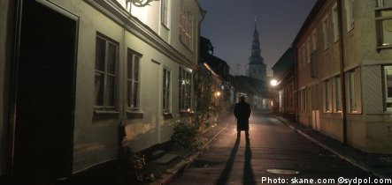 Discover Ystad: Just follow the trail of blood