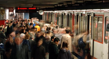 Seven injured in Cologne metro fire