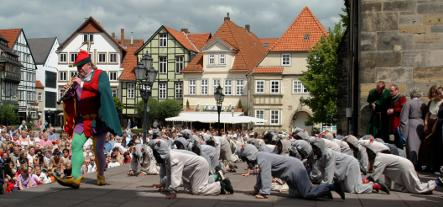 Rats return to Pied Piper's Hamelin