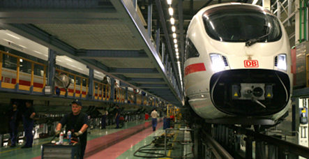 Deutsche Bahn ICE woes to last longer than expected