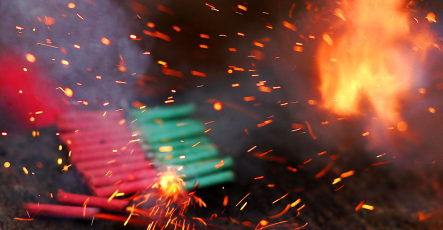 One-third of German firecrackers found to be dangerous