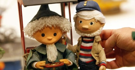 Exhibition seeks to ease Cold War children's show tensions