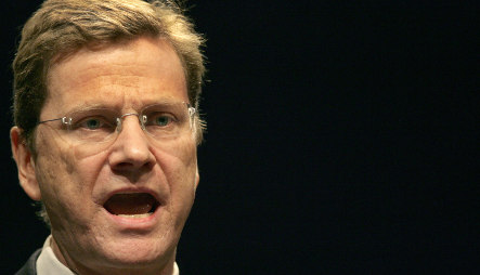 Westerwelle aims to cut aid to anti-gay nations