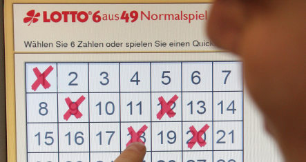 National lottery struggles as Germans pinch pennies
