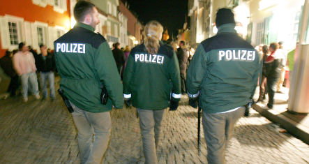 Police beat SPD politician in alleged racist attack