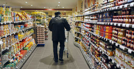 Inflation hits 14-year high in 2008