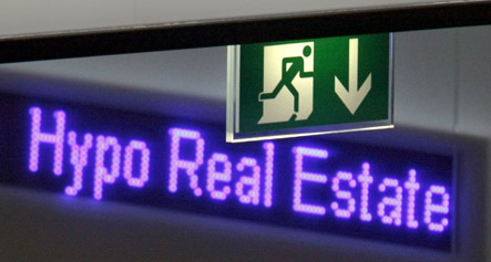 Insider trading probe for Hypo Real Estate