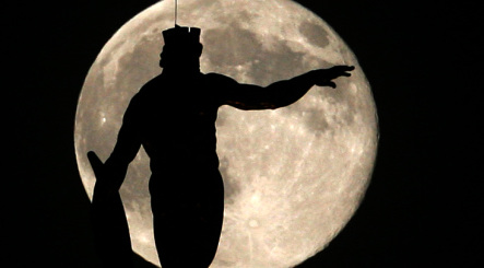 Biggest full moon of the year on Friday