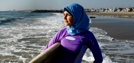 Swedish public pool to rent out burkinis
