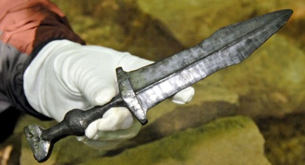 Ancient Roman battlefield excavated in Lower Saxony