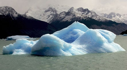 Expert warns climate change quickening