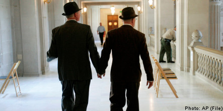 Sweden to allow gay marriage in May