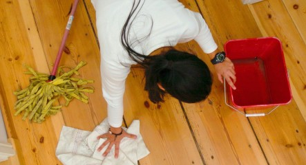 One-fifth of households pay domestic help under the table