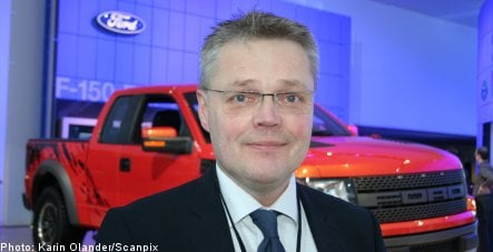 Official: Sweden won't own Saab or Volvo