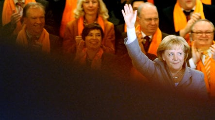 Merkel facing new election year against limping SPD