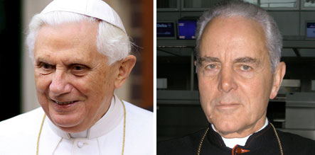 Holocaust-denying bishop refuses to recant without 'evidence'