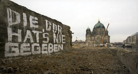 Filmmakers scrutinise Germany 20 years after the fall of the Wall