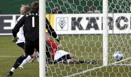 Germany embarrassed in Norway friendly