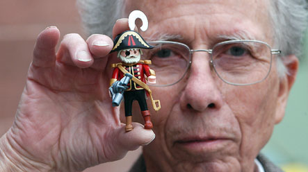 'Father' of Playmobil Hans Beck dies