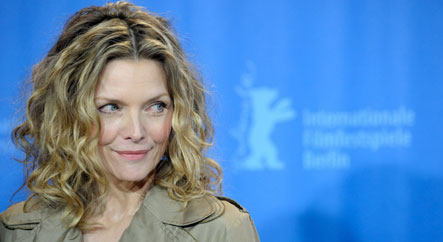 Michelle Pfeiffer lauds younger screen lovers at Berlinale