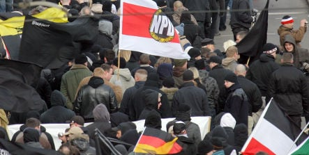 Neo-Nazis in attack part of German-Swedish connection