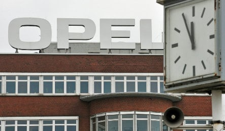 GM reportedly considering axeing three Opel factories in Europe