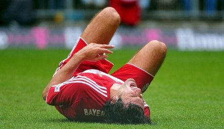 Bayern hopeful Toni will be fit for Champions League clash