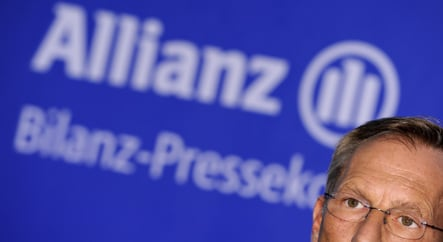 Dresdner drags down Allianz results