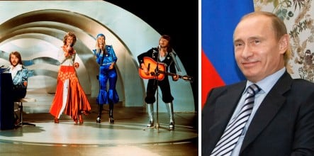 Russia's Putin pays thousands for secret 'Abba' show