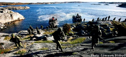 Most Swedes support mandatory military service: poll