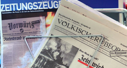 Court rules <i>Zeitungzeugen</i> project can continue if limited