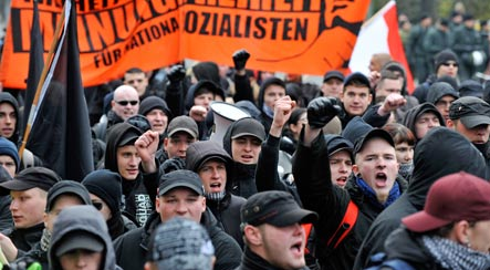 Xenophobia widespread among German youth