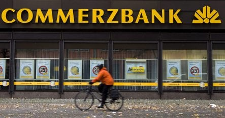 Commerzbank board takes pay cut after €6.6 billion in losses