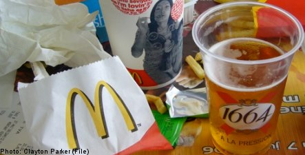 McDonald's wins right to serve beer at Stockholm airport