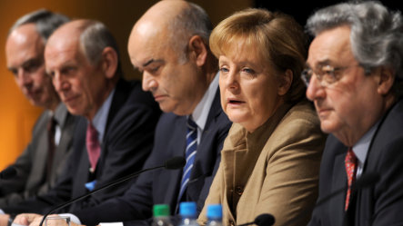 Merkel rejects calls for new stimulus package
