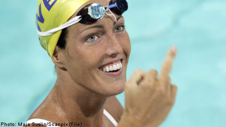 Swimsuit rules 'sexist': Swedish swimmer