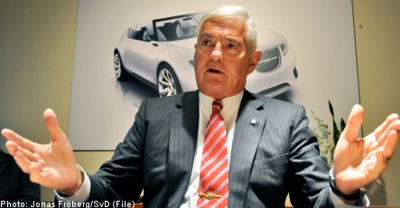 GM chief proposes Volvo-Saab merger