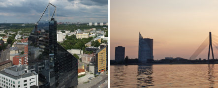 Swedish banks badly exposed to Baltic bust