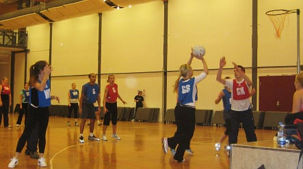 Netball club sets new goals in Sweden