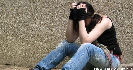 Young Swedes' mental health deteriorating: report