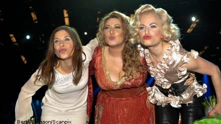 Trio complete Eurovision final line up