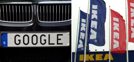 Swedish students aim for jobs with Ikea and Google