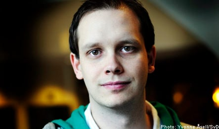 The Pirate Bay's Sunde to join Sweden's Green Party