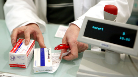 Study shows pharmacies hand out drugs without prescriptions