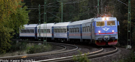 Sweden to end passenger rail monopoly in 2010