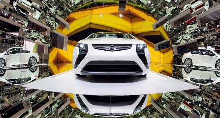 GM says Opel buyer would get patents
