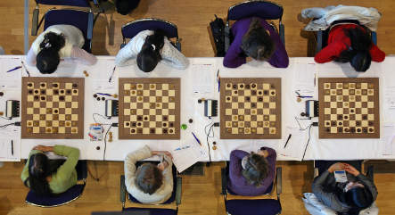 German chess federation joins anti-doping fight