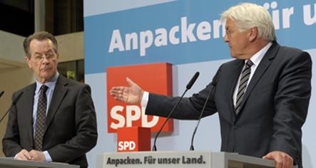 SPD agrees on election tax plan